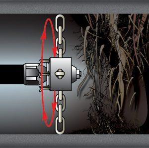 Chain Saw Nozzle