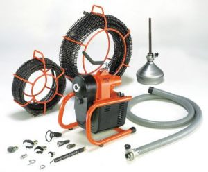 I-95 Sectional Drain Cleaner Accessories
