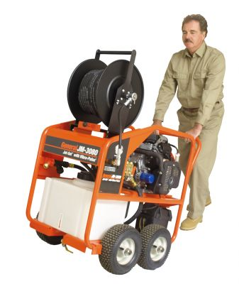 Normal Jm 3080 Handle General Pipe Cleaners