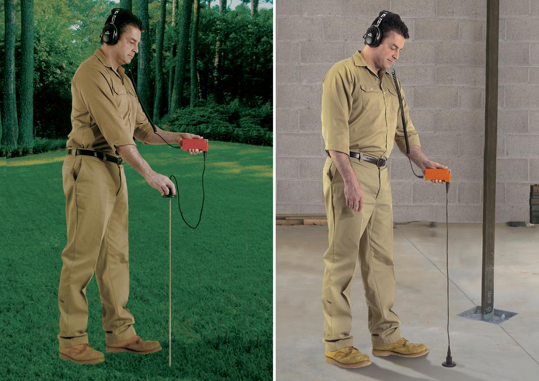 Gen Ear Le 174 Water Leak Detection System Saves Big Bucks