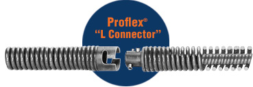 "Proflex ""L Connector"""